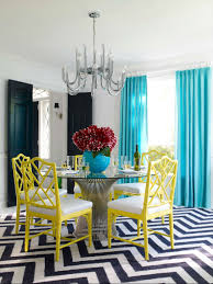 colorful modern dining room. 10 Dining Room Interior Design With Modern Tables (2) Colorful