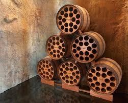 stacked oak barrels. Wine Racks: Barrel Rack Stack Barrels Our I Stacked Oak T
