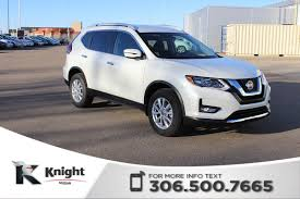New 2018 Nissan Rogue SV Technology Package Sport Utility in Swift ...