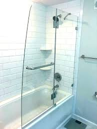 bathtub splash guard for wall corner guards home depot glass undefined shower guar bathtub splash guard
