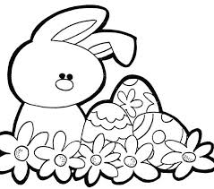 coloring pages coloring book easter bunny pages north kids pdf