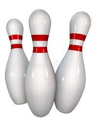 Broches de bowling illustration stock. Illustration du quille - 1752204