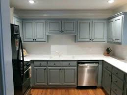 Kitchen Cabinets Refacing Diy New Diy Cabinet Refinishing Dreamseekers