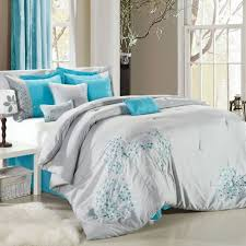 grey and teal duvet covers catchy set landscape of grey and teal duvet covers