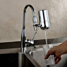 faucet for filtered water. water cleaner tap purifier home kitchen filter purifying device faucet water-strainer for filtered