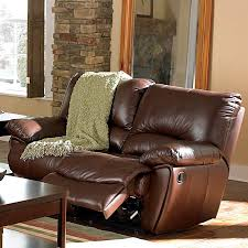 coaster fine furniture clifford dark brown leather loveseat