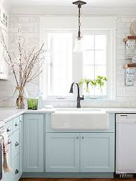 cheap farmhouse sink. Farmhouse Sinks Are Not Only Easy On The Eyes, They Extremely Functional. Take A Look At These Looks To Love: 50+ Via Design Asylum Blog Cheap Sink