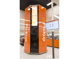 Automated Vending Machines Custom Walmart Installing Automated Vending Machines For Online Order Pickup