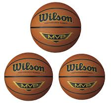 Wilson Basketball Size Chart Wilson Mvp Basketball Basketball Brown Sporting Goods