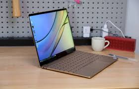 huawei laptop matebook x. with a peak brightness of 375.6 nits, the matebook x outshone its competition, including 12-inch macbook (327 nits) and windows-based systems such as huawei laptop matebook