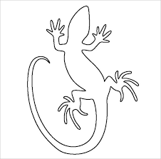 Small Picture 22 Lizard Templates Crafts Colouring Pages Free Premium