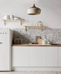 Kitchen: Beautiful Scandinavian Kitchen Ideas - Scandinavian Interior