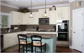 Wall Color For White Kitchen Kitchen Wall Color With White Cabinets Painting Home Design