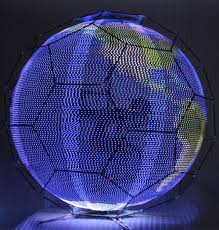 spherical lighting. DOCOMO Develops World\u0027s First Spherical Drone Display Lighting A