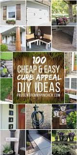 easy front yard curb appeal ideas