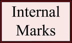Image result for internal marks