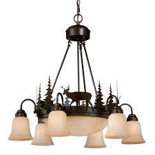 Brilliant Rustic Lighting Chandeliers Downlight Chandelier R Intended Creativity Ideas