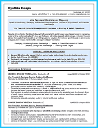 Suppose You Are Confused To Arrange A Bank Manager Resume It Is