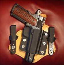 custom leather holsters