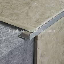 tile outside corner trim aluminium corner edge trim for ceramic tile