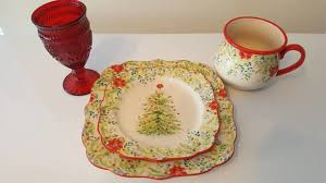 pioneer woman christmas dishes. my absolute favorite though would probably be the pioneer woman charlie holiday cookie jar! how adorable? i hadn\u0027t got any of jars so far christmas dishes
