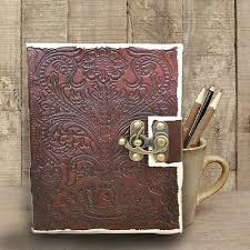 <b>Leather</b> Vintage <b>Journal Diary</b> Sketchbook <b>Notebook</b> Handmade ...