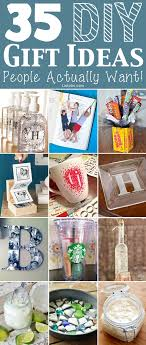 35 easy diy gift ideas people actually want for more ideas geniales easy diy gifts