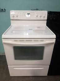 electric stove. Simple Electric FRIGIDAIRE ELECTRIC STOVE  BISQUE 22599 16607 And Electric Stove E