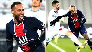 Неймар вернулся после травмы, и вот что ОН ТВОРИЛ в Суперкубке Франции. ПСЖ  - Марсель 2:1 - YouTube
