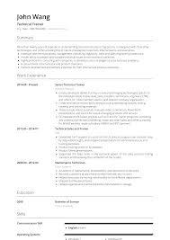 Resume Of Trainer Trainer Resume Samples Templates Visualcv