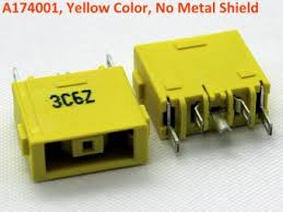 <b>DC IN POWER JACK</b> CHARGING Socket PORT PLUG For Lenovo ...