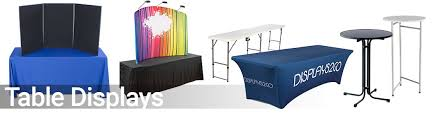 Product Display Stands Canada Trade Show Displays Supplies Booths Banners Table Covers 54