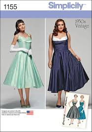 Vintage Simplicity Patterns Unique Decoration