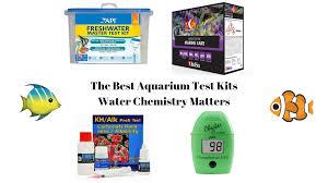 Api Saltwater Master Test Kit Chart Best Aquarium Test Kits Water Chemistry Matters 2019