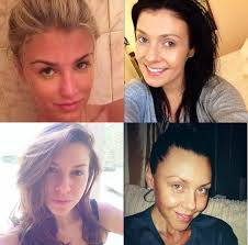 view gallery more on beauty celebrity selfies no make up