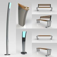 urban furniture designs. mrail urban furniture industrial design by aleop tur via behance designs m