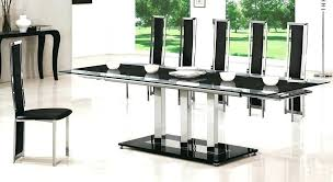 ikea glass kitchen table kitchen table glass stunning extendable glass dining table set extendable glass dining