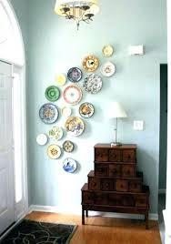 decor wall plates decorative wall plates hanging plates on wall wall decorative plates best set