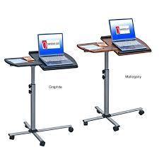 fabulous adjule laptop desk design mobile rolling furinno fnbl 22090 boyate