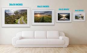 8 inspirations sofa size wall art wall art ideas on standard wall art sizes with sofa size wall art elitflat