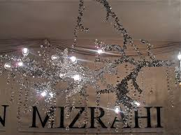 image of swarovski crystal chandelier part