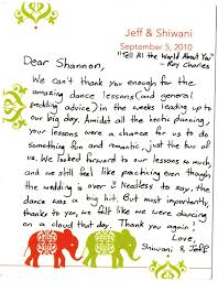 Thank You Notes From Brides Grooms