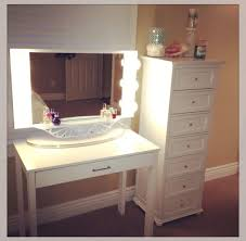 ... Large-size of Appealing Also Mirror Lighting Oak Makeup Vanity Table  Makeup Dressing Tables Makeup ...