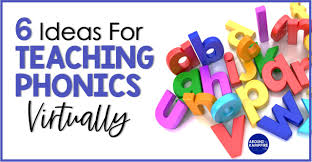 Print out the phonics worksheets and activities on this page so your students can learn about words with the gl. 6 Ideas To Teach Phonics Virtually Around The Kampfire