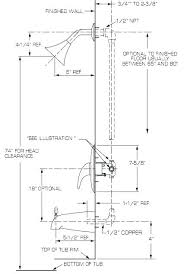 gallery of ada shower valve mounting height image cabinetandra alive simplistic 11