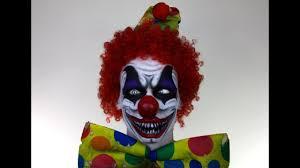 scary clown makeup tutorial for halloween shonagh scott showme makeup