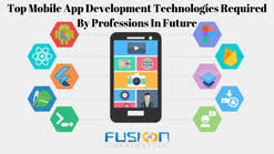 Best Professions Best Mobile App Development Technologies Required By