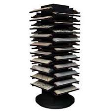 Revolving Display Stands Rotating Ceramic Tile Display Stand Poonam Industries Morbi 20