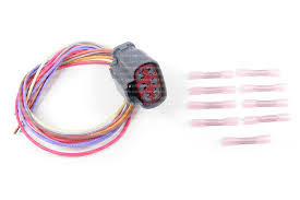 transmission wire harness and harness repair kits by rostra 1996 F250 Wiring Harness at 2000 F350 4r100 Transmission Wiring Harness