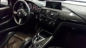 2015 bmw m3 interior. interior of the 2015 bmw m3 f80 black leather bmw i